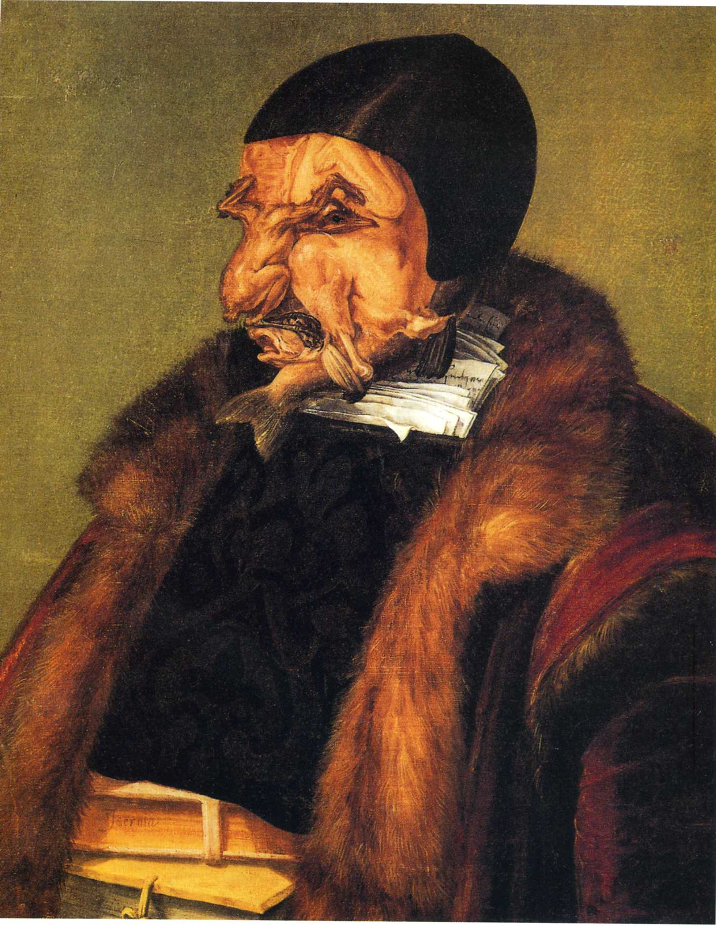The Lawyer, 1566